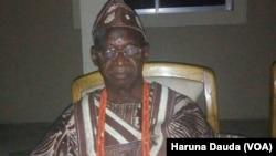 Alhaji Hassan Alao Yusuf, sarkin Yarbawan (Yoruba) jihar Borno
