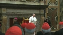 Vatican Emphasizes Image of a Pope of the People
