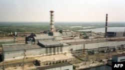 Чернобальская АЭС