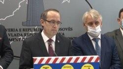 Kosovski premijer sa političkim predstavnicima Albanaca sa juga Srbije