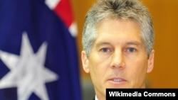 Bộ trưởng Quốc phòng Australia Stephen Smith.