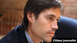 """Holder dijo que estaba """"horrorizado"""" por el asesinato """"brutal"""" del periodista Foley."""