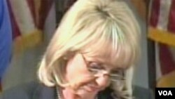 Gubernur negarabagian Arizona, Jan Brewer