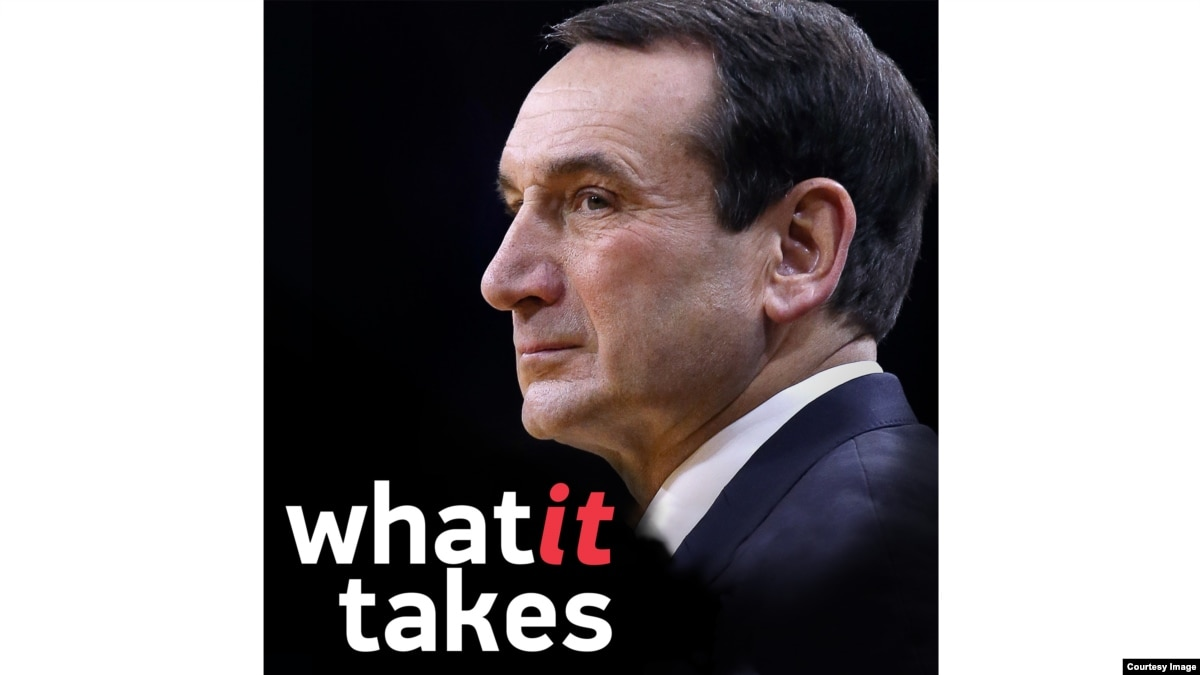 What It Takes: Coach (K) Mike Krzyzewski