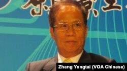 中國台商企業聯發言人葉惠德