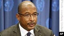 NEPAD CEO, Dr. Ibrahim Assane Mayaki.