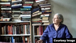 The late Doris Lessing