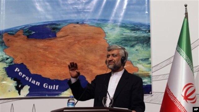 Sekretar iranskog Vrhovnog saveta za nacionalnu bezbednost, Said Džalili