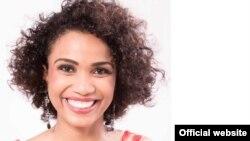 Mel Gamboa Actriz angolana