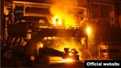 Iran Iron factory, Isfahan, کارخانه ذوب آهن اصفهان