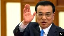 Perdana Menteri China Li Keqiang (foto: dok).
