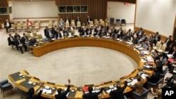 Inggris berupaya agar Dewan Keamanan PBB melakukan pemungutan suara mengenai resolusi tentang Suriah (foto: dok).