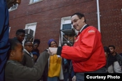 Before becoming mayor of Washington, D.C., Vince Gray founded a non-profit organization to help homeless children.