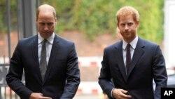 Mediji su spekulisali da su prinčevi Vilijam i Hari u lošim odnosima