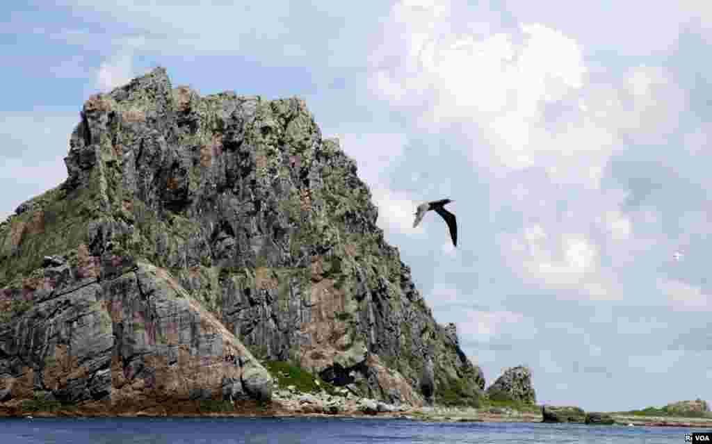 جزیرے کی تا کوجیما کا ایک منظر