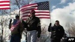 Американские ветераны продолжают службу