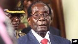 UMongameli Robert Mugabe