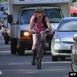 AQSh poytaxtida velosipedlar ko'paygan