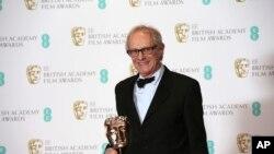 """Sutradara film """"I, Daniel Blake"""" raih film terbaik Inggris dalam penganugerahan penghargaan BAFTA, Minggu, 12 Februari 2017."""
