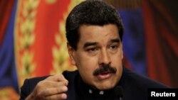 Presiden Venezuela Nicolas Maduro tidak menghadiri Sidang Umum PBB di New York.