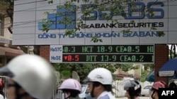 После колебаний рынки Азии пошли вниз