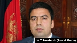 ولید تمیم، رییس پشین تصدی مواد نفتی و گاز افغانستان