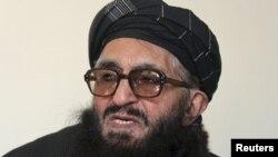 ທ່ານ Arsala Rahmani ສະມາຊິກຂັ້ນອາວຸໂສຂອງສະພາສັນຕິພາບ ອັຟການິສຖານ ທີ່ຖືກສັງຫານໃນວັນອາທິດມື້ນີ້. ວັນທີ 13 ພຶດສະພາ 2012