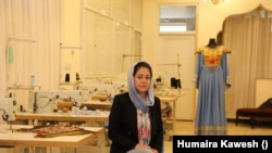 حمیرا کاوش کا کہنا ہے کہ وہ اپنے خاندان کی واحد کفیل ہیں اور یہاں ان جیسی بے شمار خواتین موجود ہیں۔