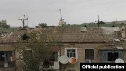 Şirvanda köhnə evlər