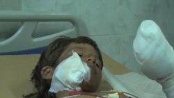 Leftover Munitions Hurt Children Returning to Gadhafi's Hometown