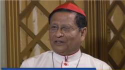 ျမစ္ဆုံစီမံကိန္း ျပန္မစဖုိ႔ ကက္သလစ္ Cardinal Charles Bo တုိက္တြန္း