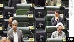قانون گذاران ایران از گزینش های احمدی نژاد برای کابینه جدید انتقاد می کنند