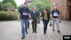 Specijalni izaslanik SAD Kurt Volker u poseti Ukrajini