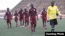 Shabanie Mine players have been promised $500 each for beating Dynamos (Shabanie Mine photo)