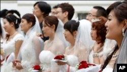 گیارہ ، گیارہ اور گیارہ ۔۔۔ شادی کو یادگار بنانے کیلئے ہزاروں افراد کی لائنیں لگ گئیں