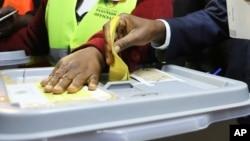 Zimbabwe Election Support Network, ZESN, inoti nguva yekuverengwa kwevanhu pamwe nenguva yekutara matunhu iduku kwazvo sarudzo dza2023 dzisati dzaitwa.