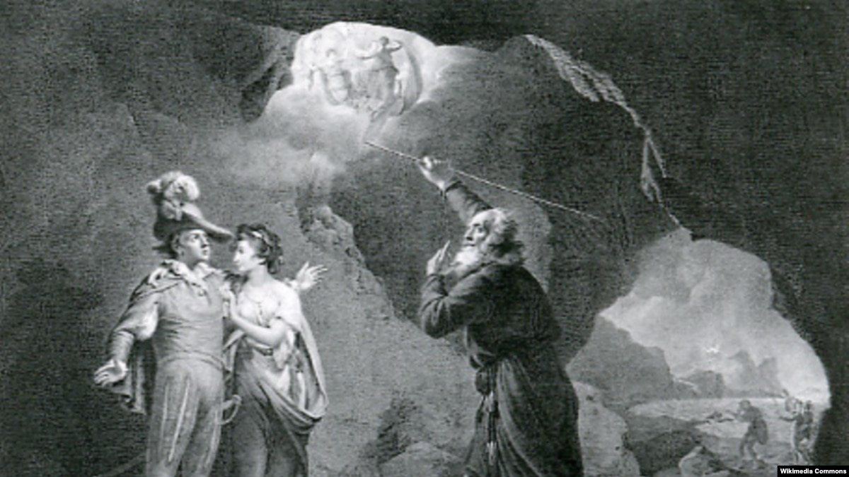 prospero in the tempest by shakespeare At the tempest's close, prospero renounces magic  doubts have been expressed in academic circles over whether shakespeare really intended prospero as a self.
