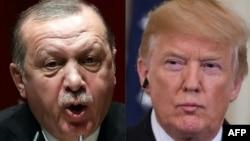 La última vez que Erdogan visitó Washington, en el 2017, sus guardaespaldas atacaron a manifestantes kurdos y armenios que protestaban fuera de la residencia del embajador turco en la capital.