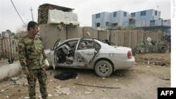 İraqda hökumət binalarına qarşı hücum zamanı 8 adam həlak olub