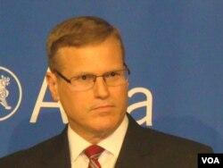 美國智庫新美國安全中心的亞太主任帕特里克·卡羅寧