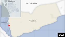 Hodeida, Yaman.
