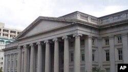 美國財政部大樓
