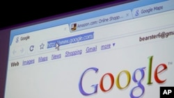 谷歌搜索引擎
