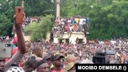 Mapinduzi ya kijeshi Mali.