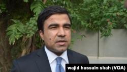 Afg'onistanning Pokistondagi elchisi Janon Musazoy