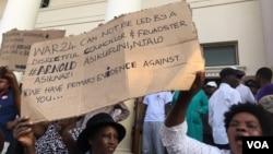 Bazonde okumangalisayo abantu bako Bulawayo ...