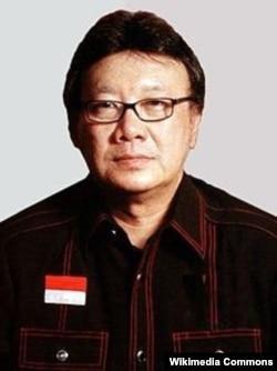 Menteri Dalam Negeri Indonesia, Tjahjo Kumolo.