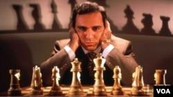 Гарри Каспаров. Архивное фото.