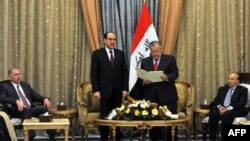 Premijer Iraka, Nuri al Maliki i predsednik Džalal Talabani