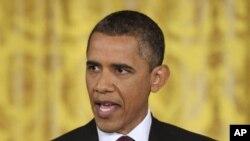 لیبیا میں کارروائی سے ہزاروں جانیں بچائیں: اوباما